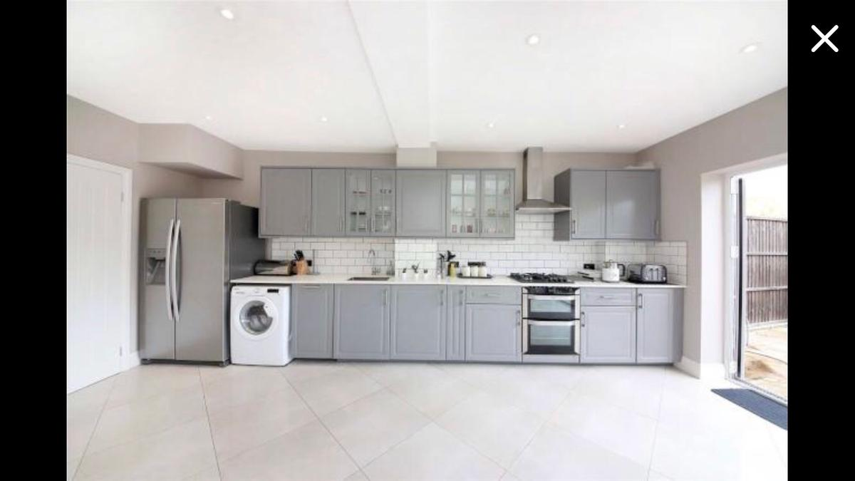 Ikea Bodbyn Grey Kitchen Cabinet Door Fronts In Sw12 Wandsworth For 350 00 For Sale Shpock