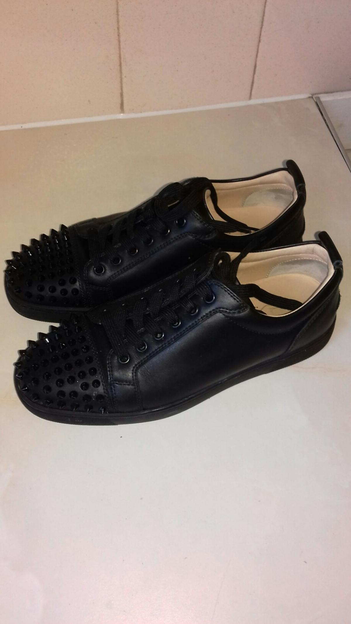 buy online dd689 56bdd CHRISTIAN LOUBOUTIN MENS TRAINERS-SIZE 41/7 in ST1-Trent for ...