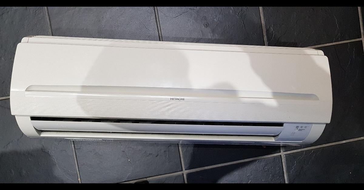 Hitachi Air Conditioning unit and condensor in ME9 Iwade for