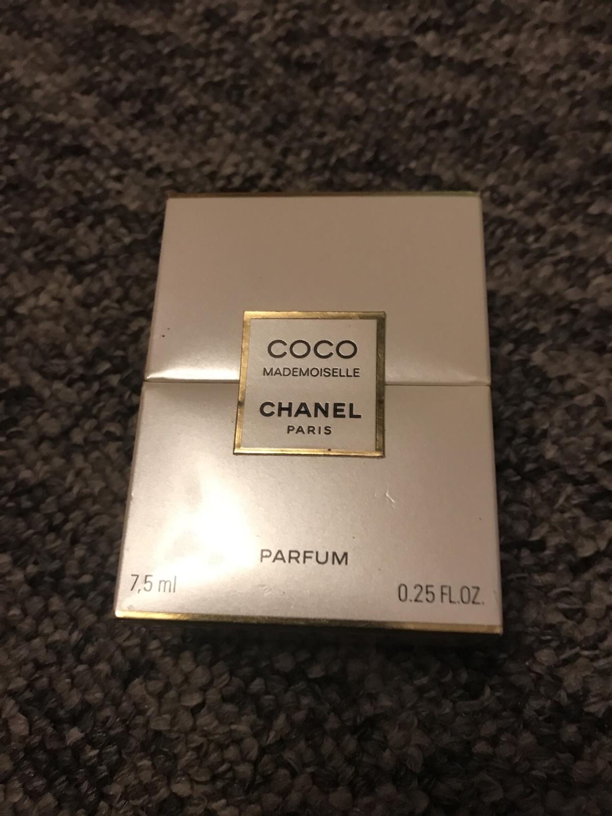 f7839691727 Chanel coco mademoiselle pure parfum 7.5ml in GL12-Edge for £45.00 ...