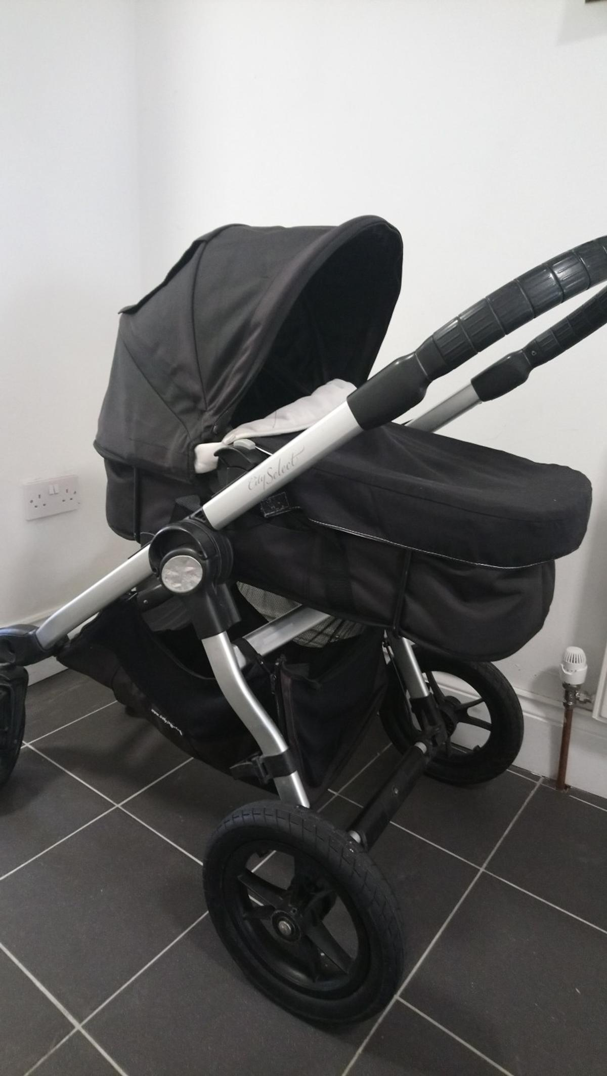Baby Jogger City Select Double Buggy Tandem In Ne26 Tyneside For