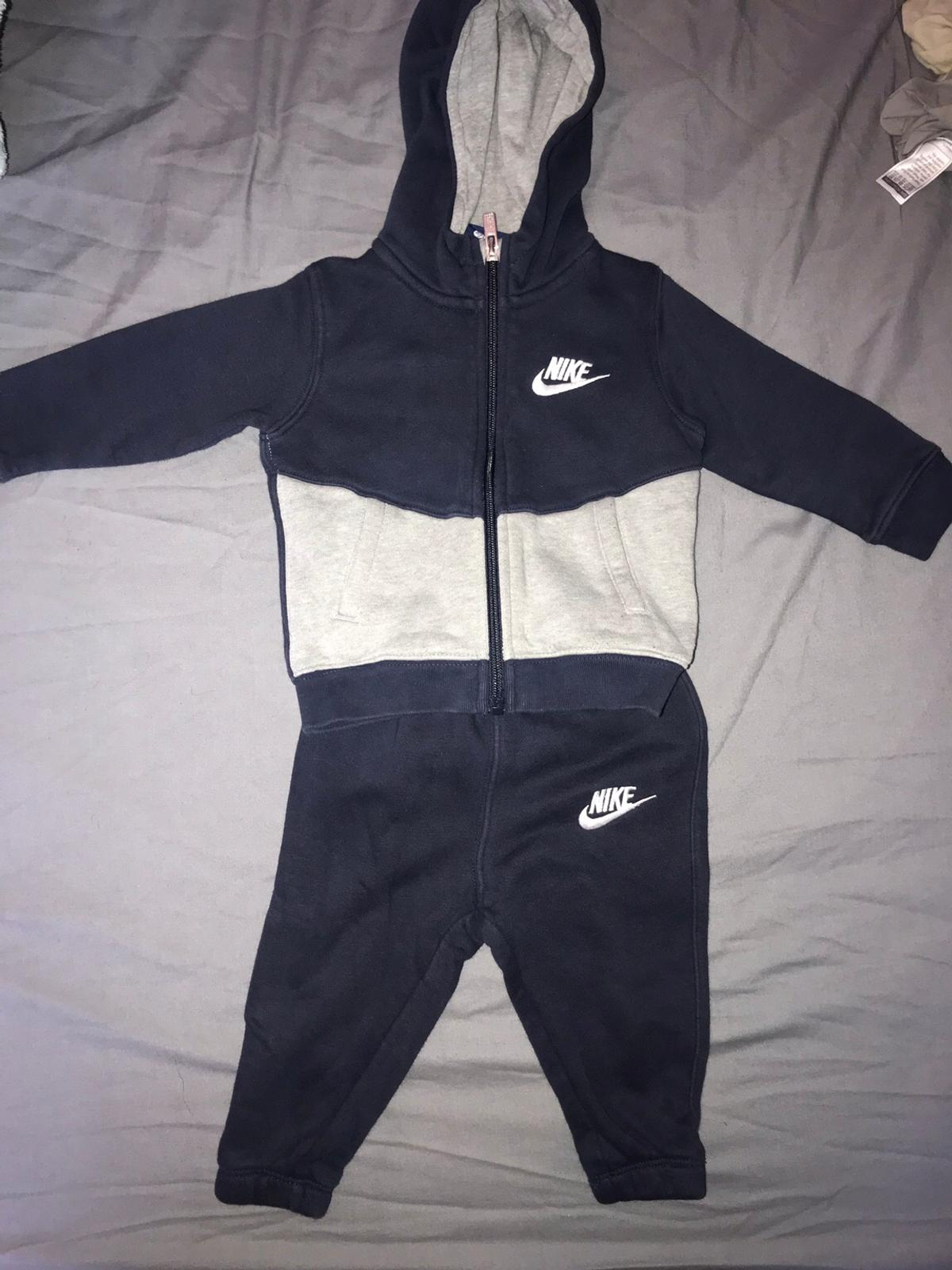 03ac45caf8 Baby boys Nike tracksuits size 9-12 months