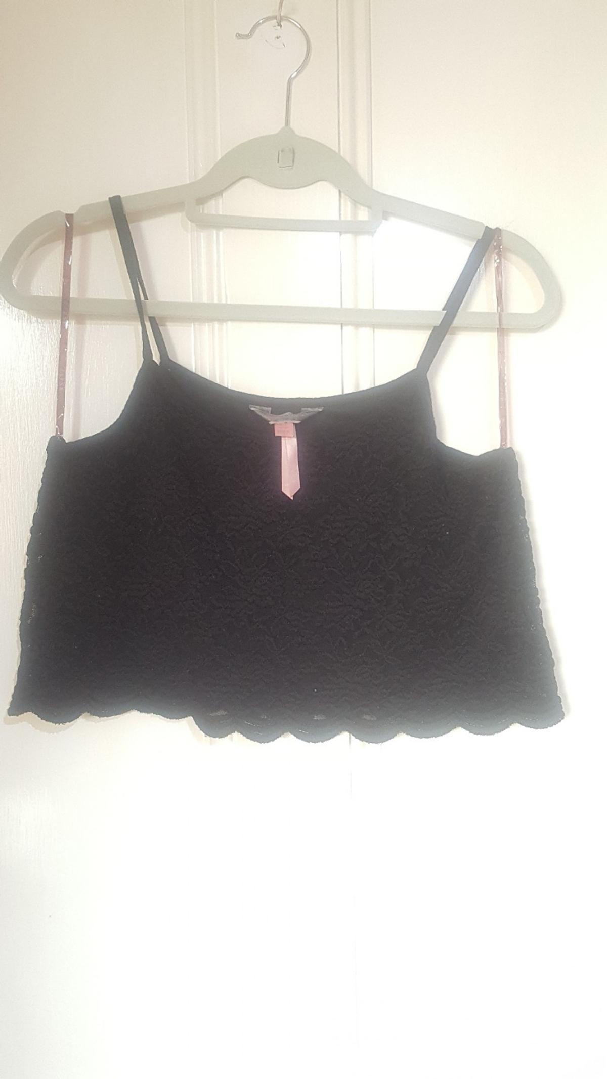 0cb9deaf55c Lipsy Lace Croptop Size 10 in BN3 Hove for £5.00 for sale - Shpock