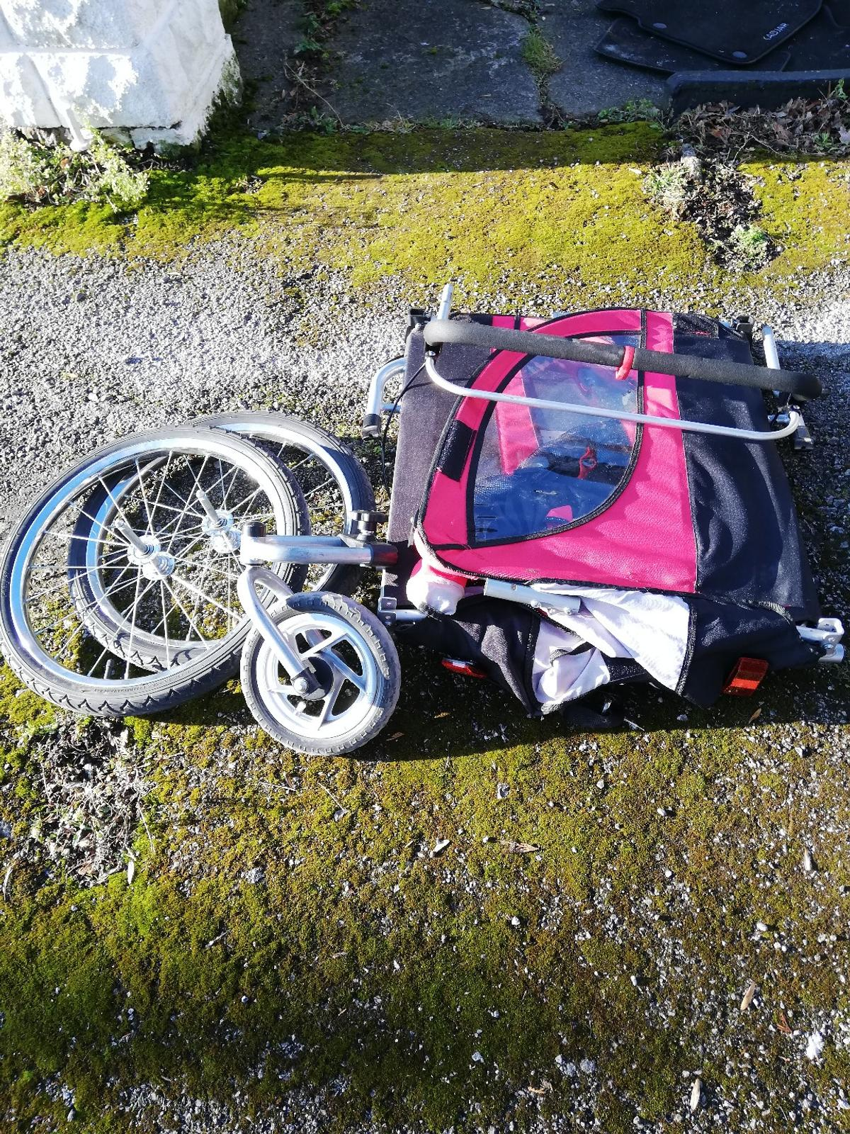 Jogger/ Bike trailer in WS9 Walsall for £70 00 for sale - Shpock
