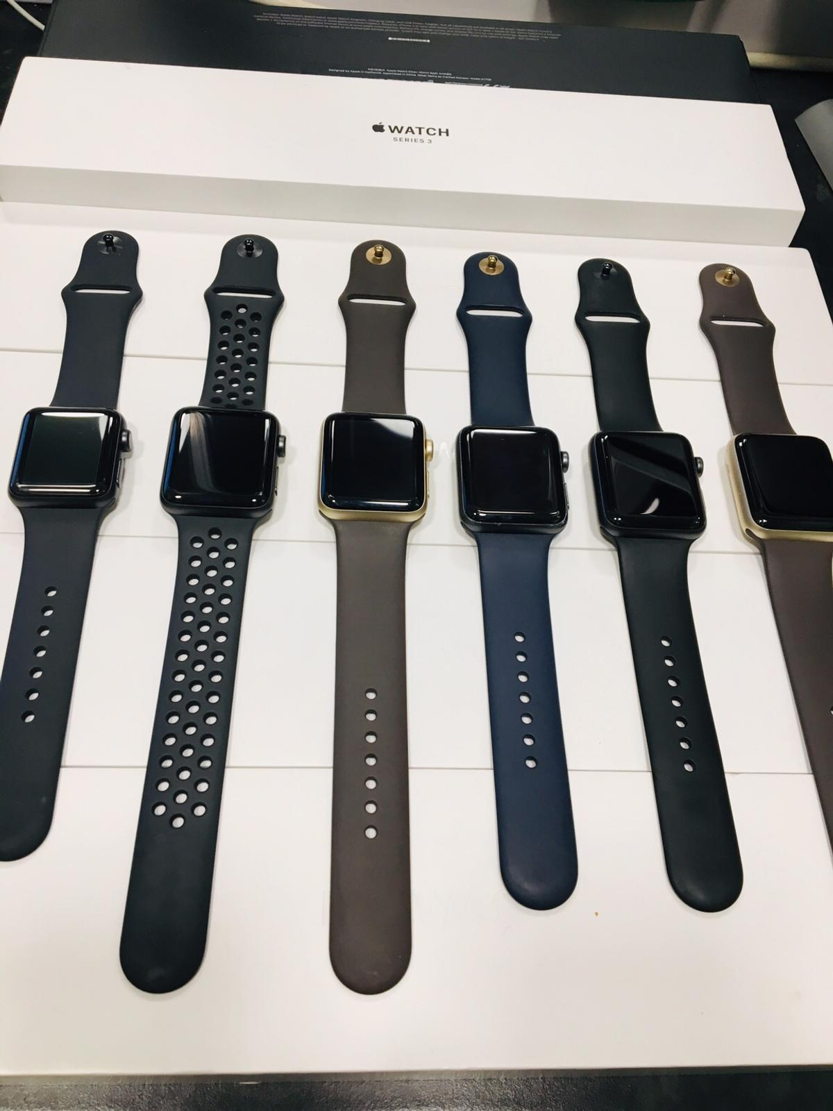 Apple Watch Series 2 42mm And Series 3 38mm In Ub3 London For