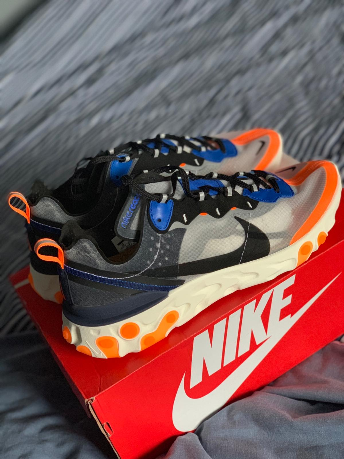 new style a few days away hot product Nike react element 87 in Bracknell for £210.00 for sale | Shpock