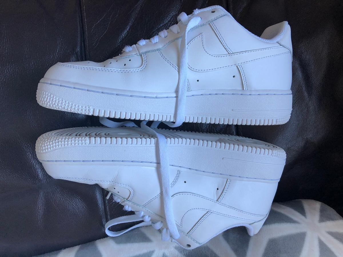 Nike Air Force 1 (Ones) 1997 Mid CL White Apple Green