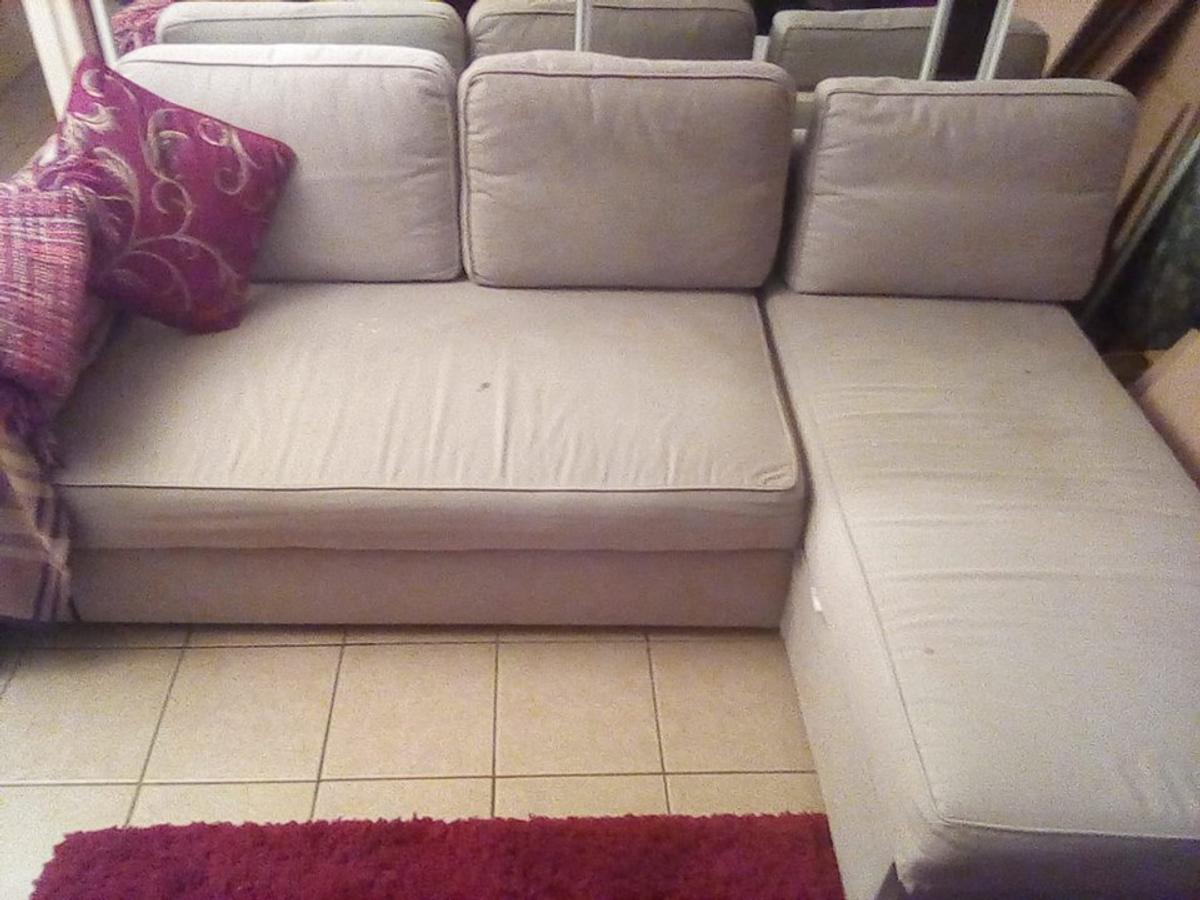 IKEA Corner sofa bed with storage sofa bed in B43 Walsall ...