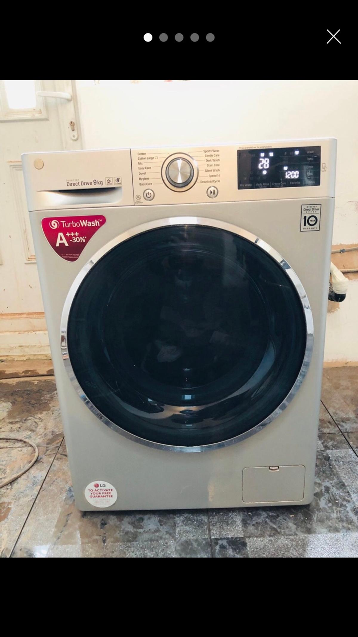 Lg Washing Machine 9kg! in M16 Trafford for £200 00 for sale - Shpock