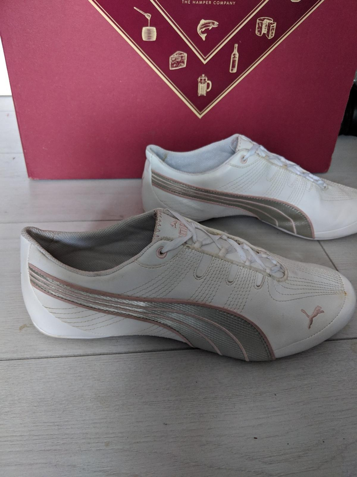 the best attitude buy best prices Womens size 8 Vintage puma trainers