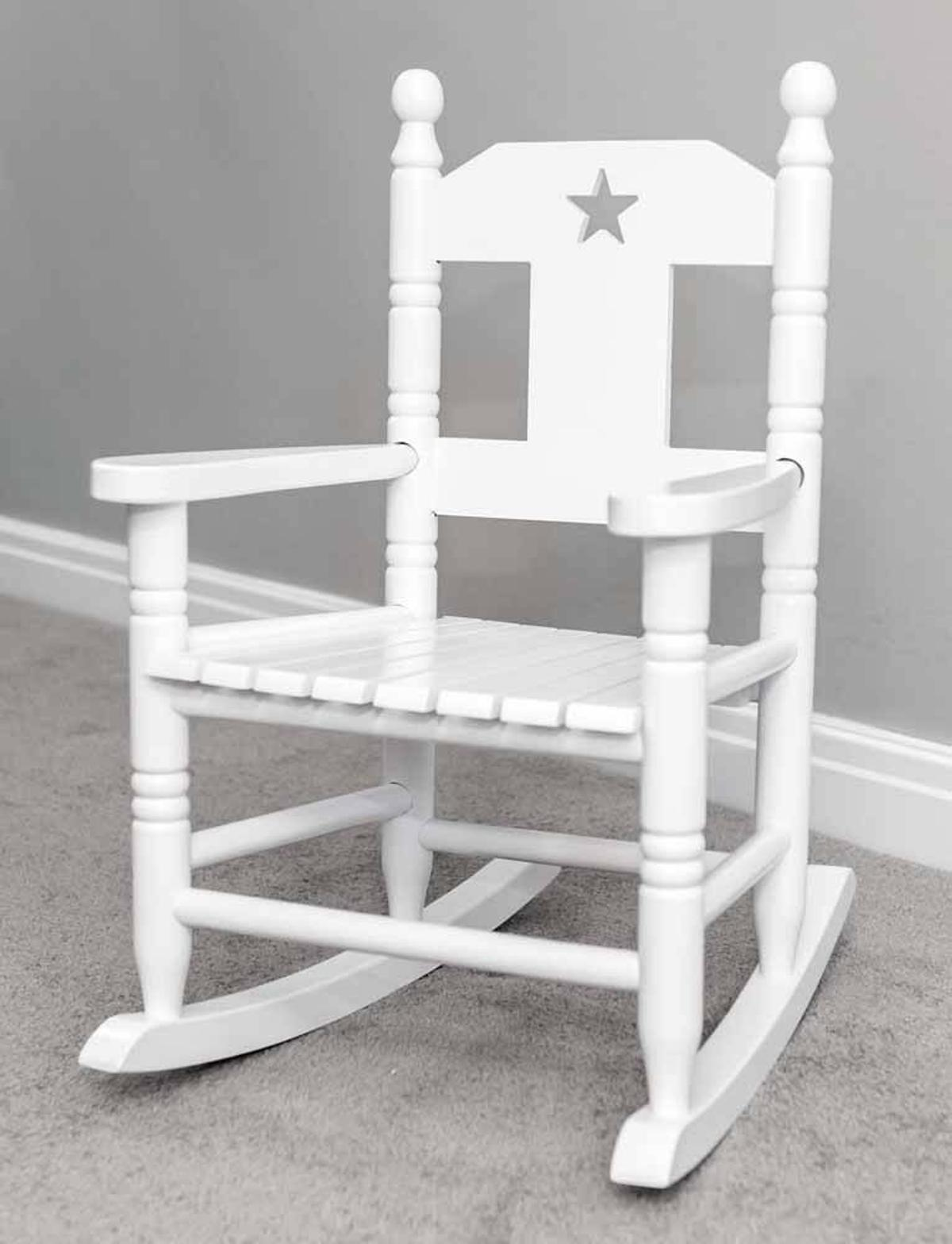 Swell Shabby Chic Childrens Rocking Chair Cjindustries Chair Design For Home Cjindustriesco