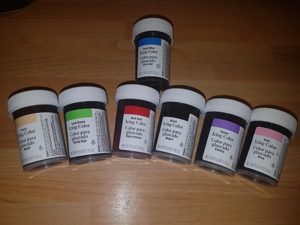 Wilton food colouring paste in B63 Dudley for £1.00 for sale ...