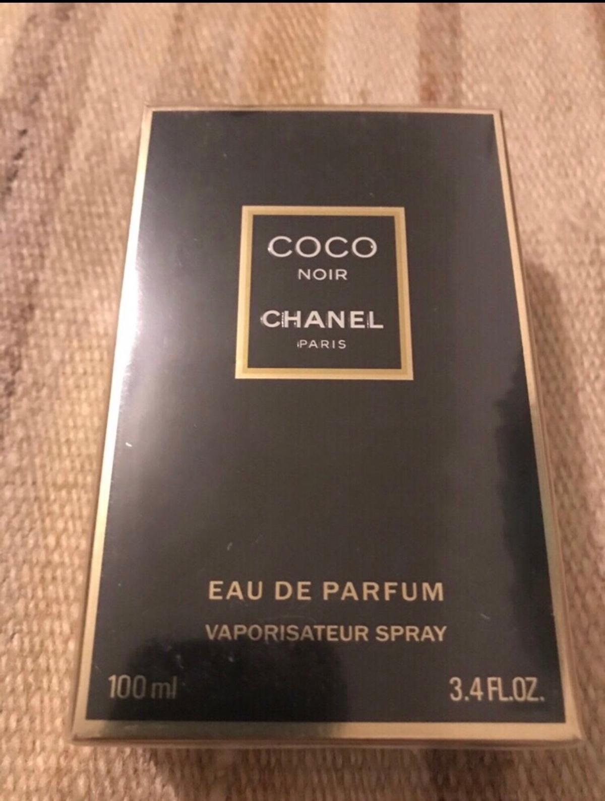 Coco Noir Chanel Eau De Parfum 100ml New In N21 Enfield For 2300