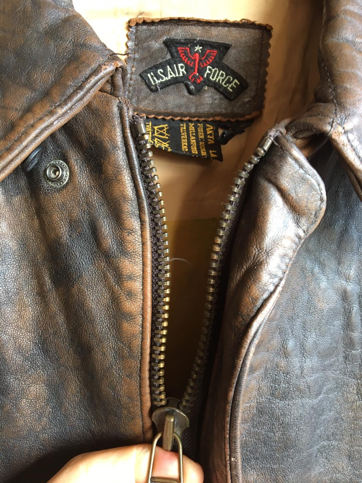 c35cdedc4 Giacca di pelle Flight Jacket A2 tipo Avirex in 20147 Milano for ...