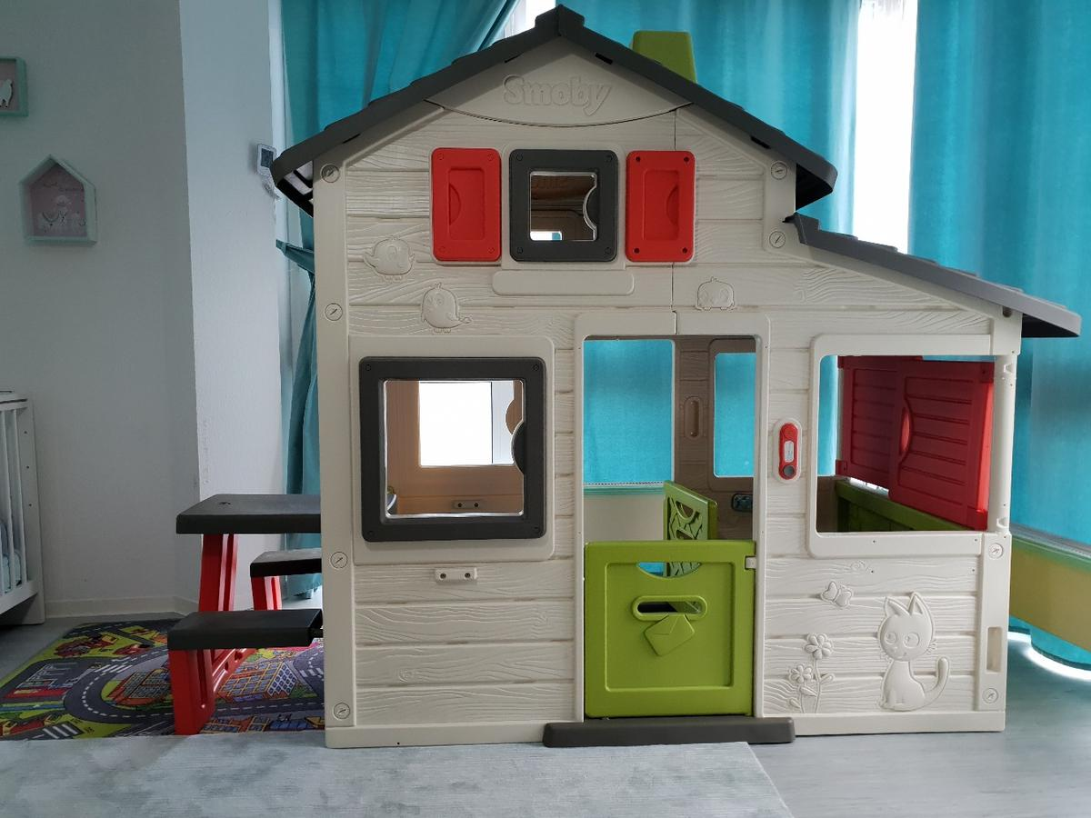 smoby spielhaus friends mit Küche in 61440 Oberursel for €220.00 for ...