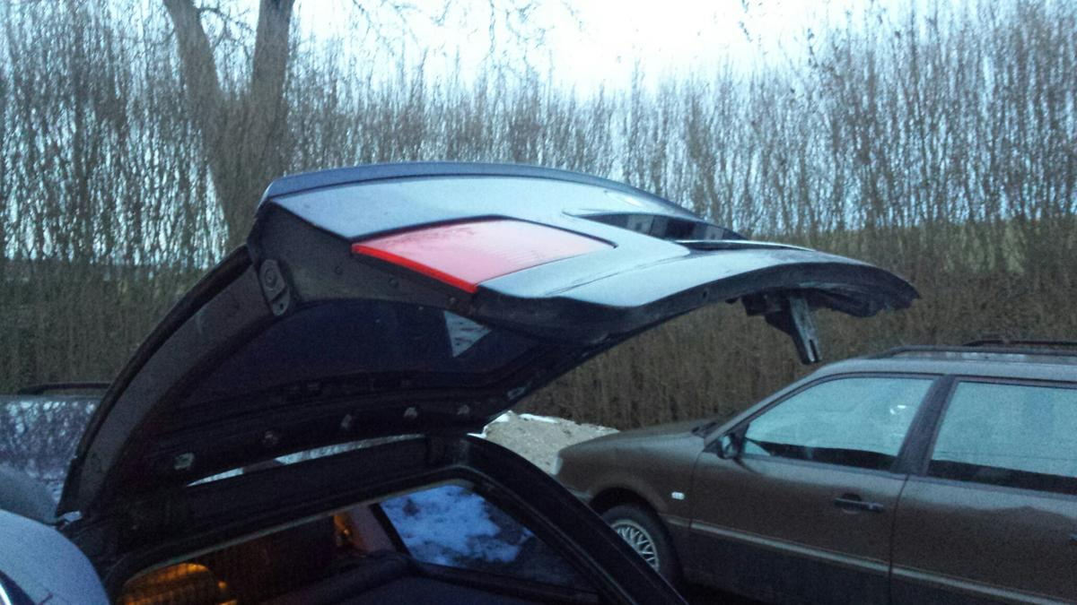 Bmw E39 Touring Heckklappe In 4553 Schlierbach For 180 00 For Sale Shpock