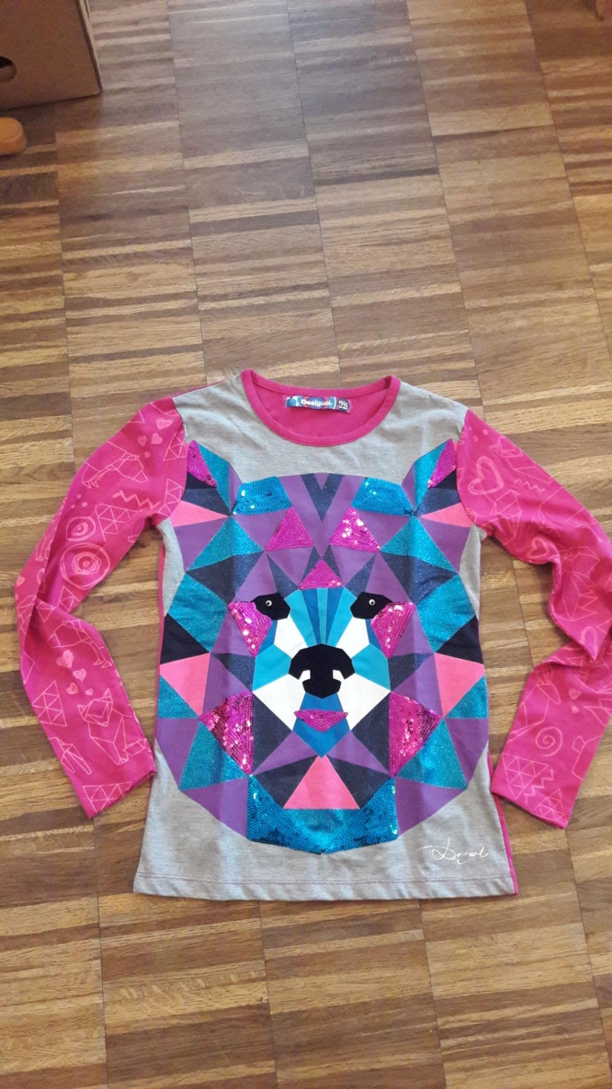 cheap latest discount buying now desigual LA T-Shirt 11/12