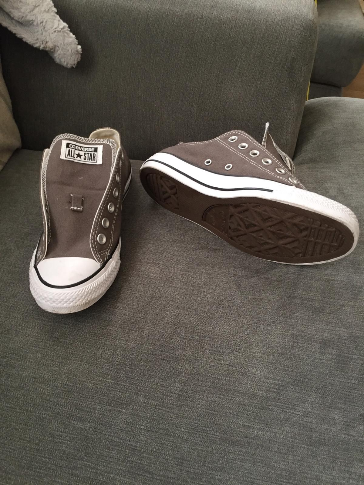 Converse worn once