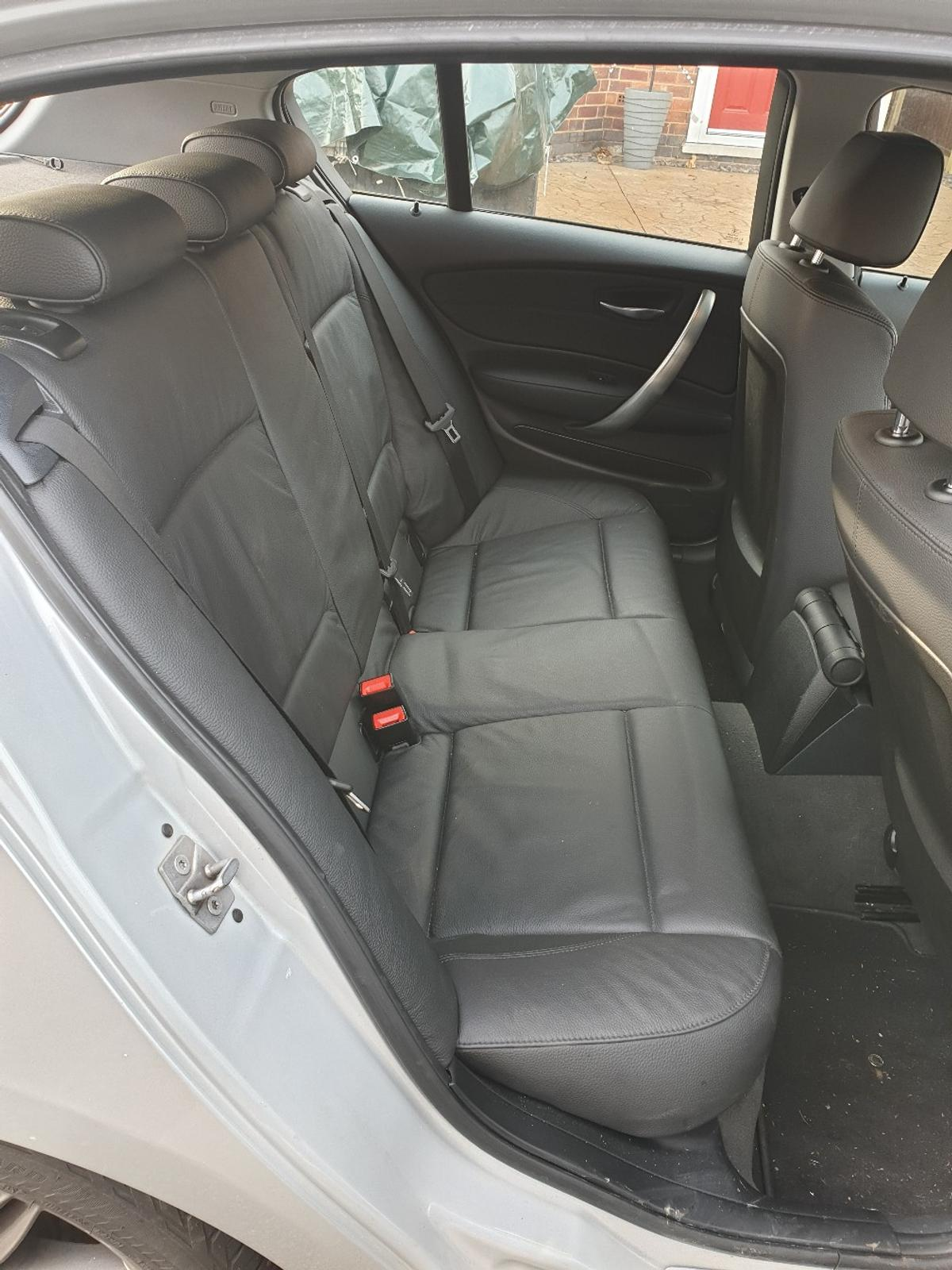 Bmw 1 Series Complete Black Electric Seats In Ashfield For 150 00 For Sale Shpock