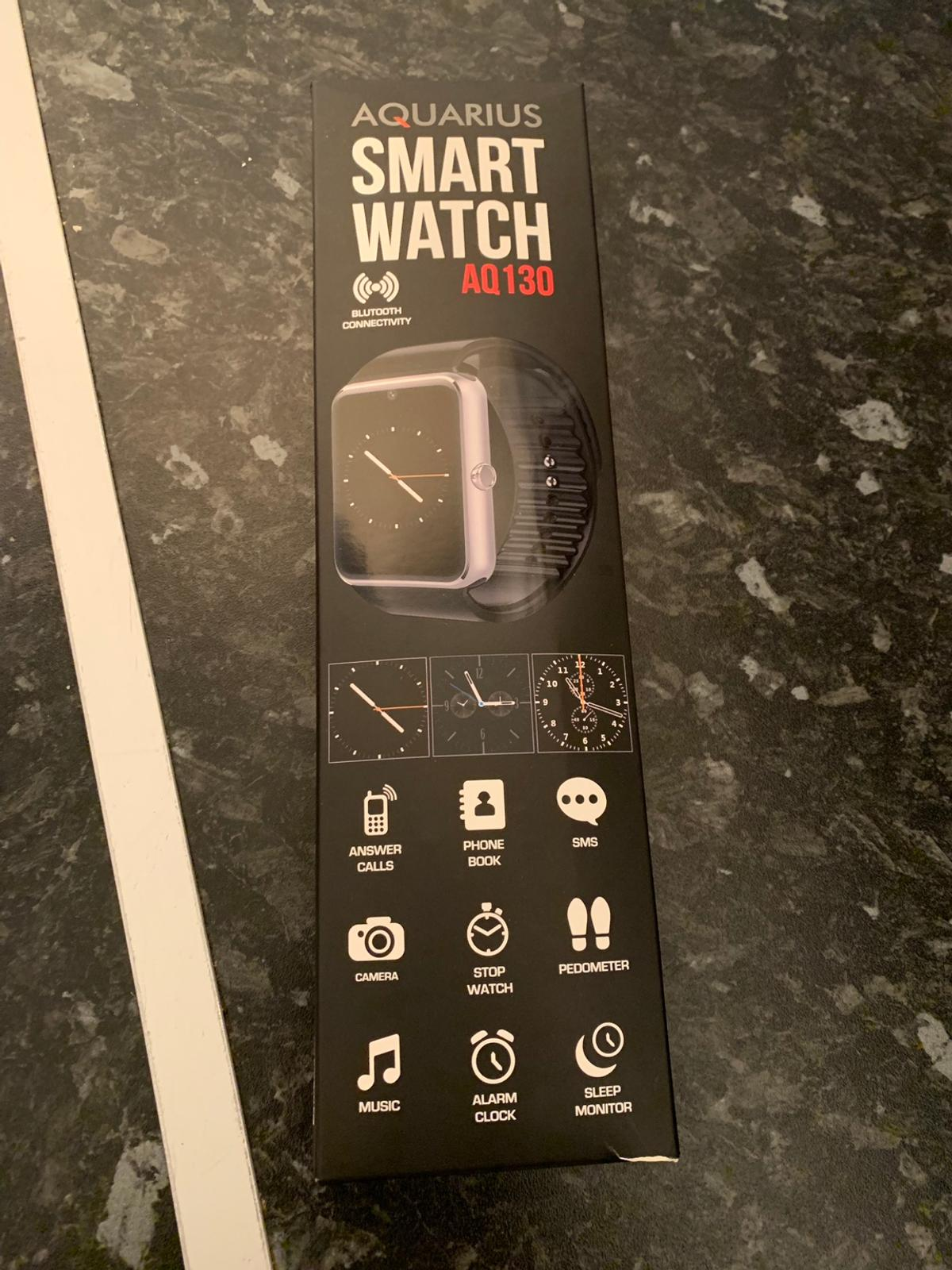 Aquarius Smart Watch AQ130 in WS2 Walsall for £30 00 for sale - Shpock