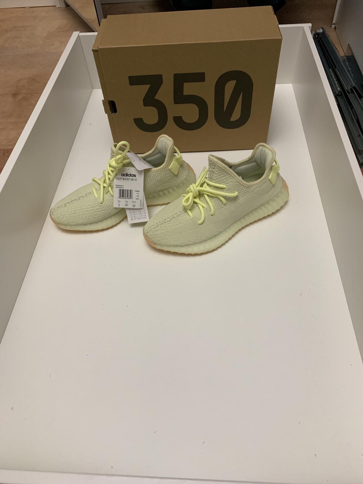 timeless design 171b8 ec9e8 YEEZY BOOST 350 V2 BUTTER SIZE 7.5