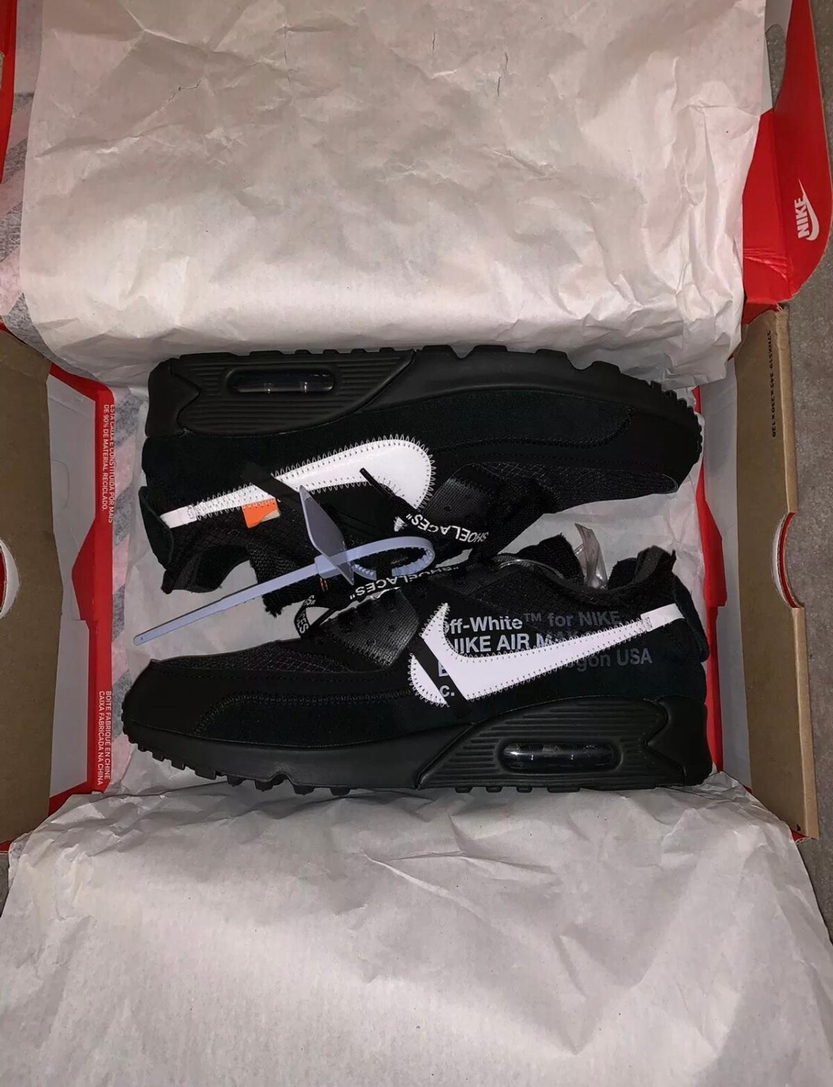 8f0b213a Off white air max 90 in 131 33 Hästhagen for SEK 4,995.00 for sale ...