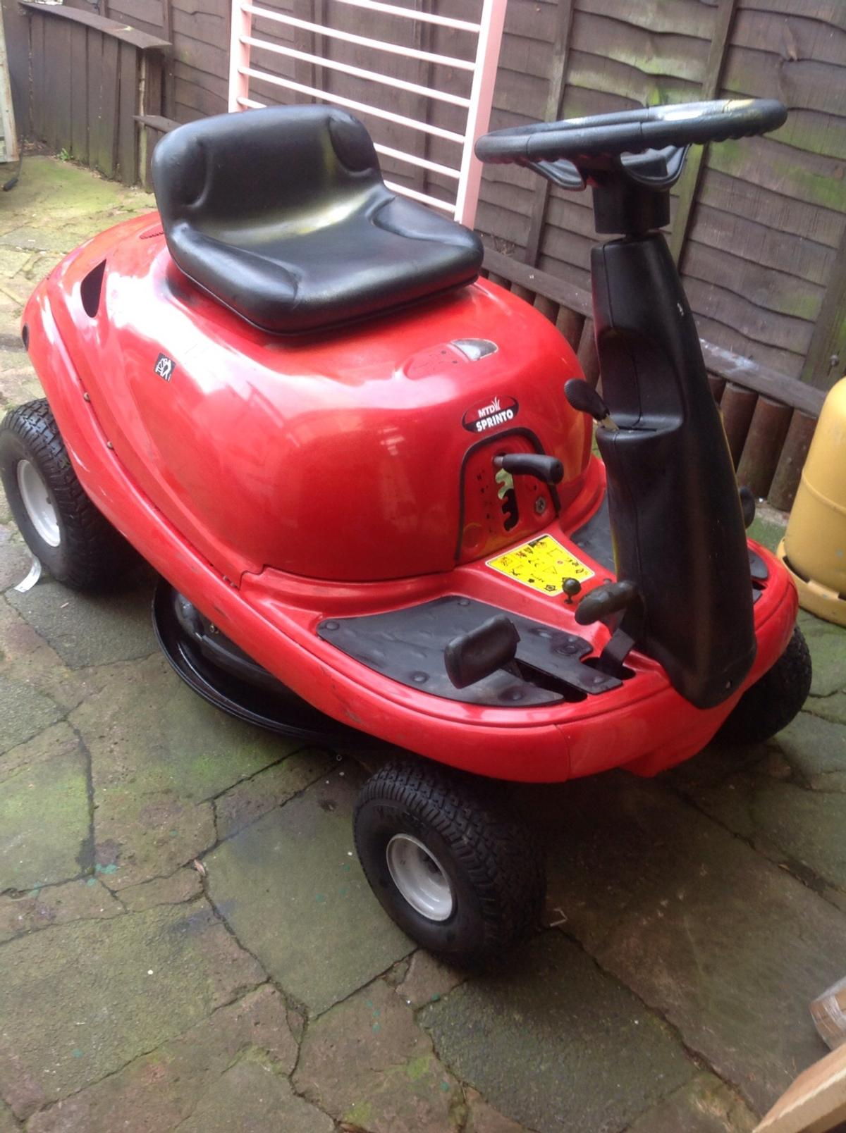 Ride on mower mtd sprinto kawasaki in B44 Birmingham for £375 00 for