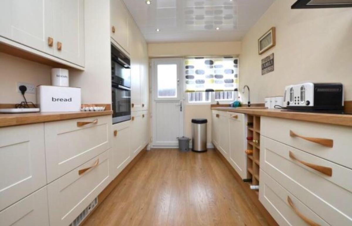 Howden S Galley Kitchen