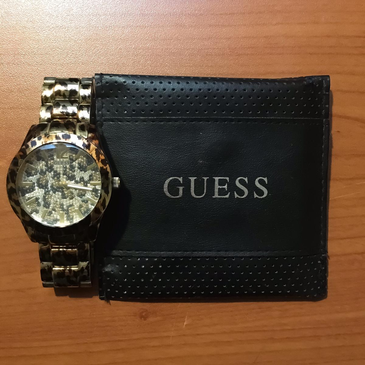 5cc4e40801 Guess orologio leopardato in 50112 Firenze for €35.00 for sale - Shpock