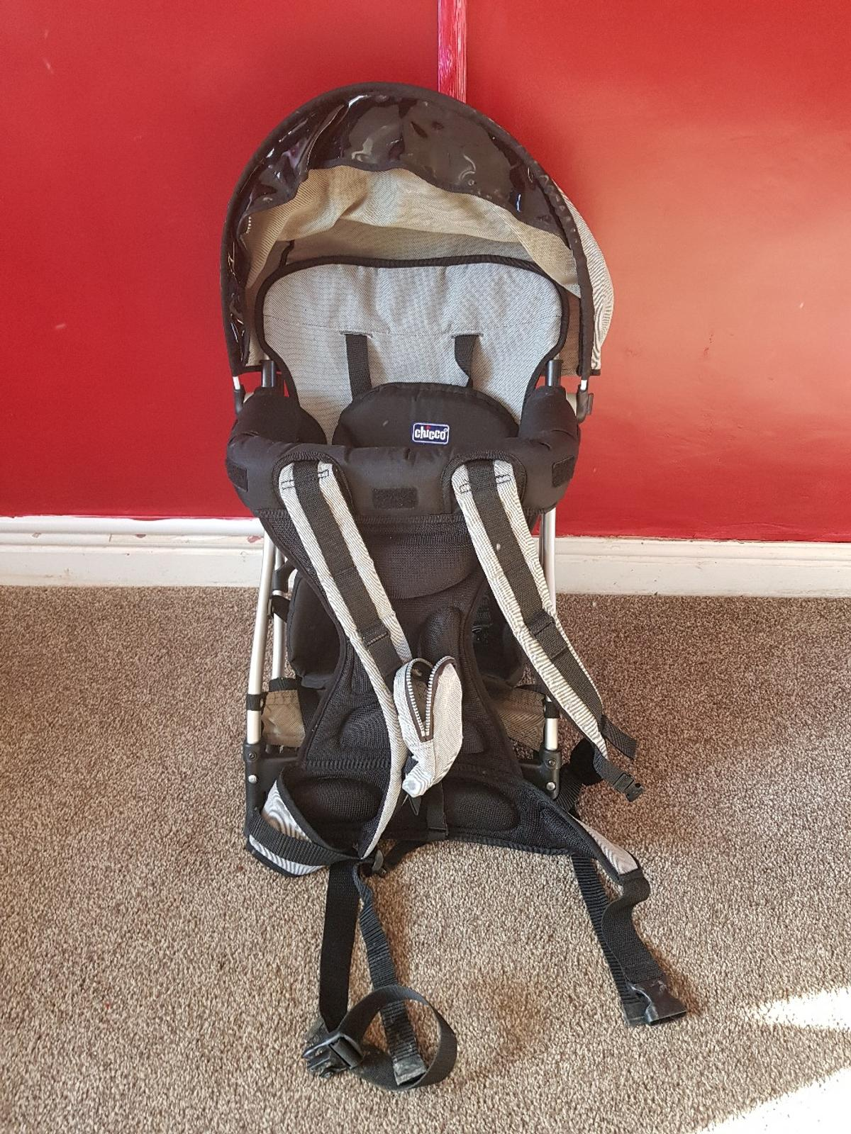 Chicco Caddy Backpack Baby Carrier In Chesterfield For 15 00 For