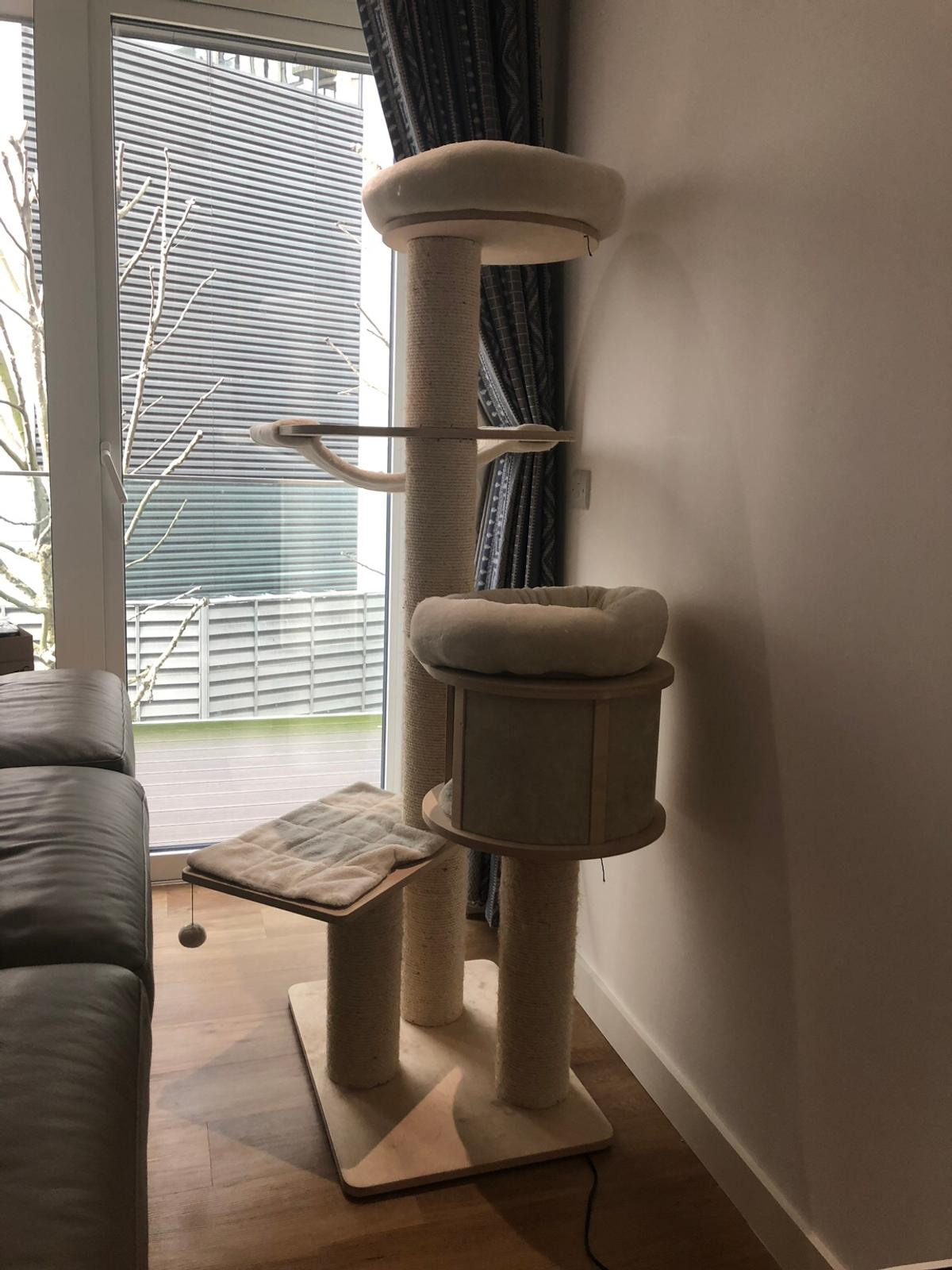 Cat Tree Natural Paradise Xl In E98 Hamlets For 40 00 For Sale Shpock