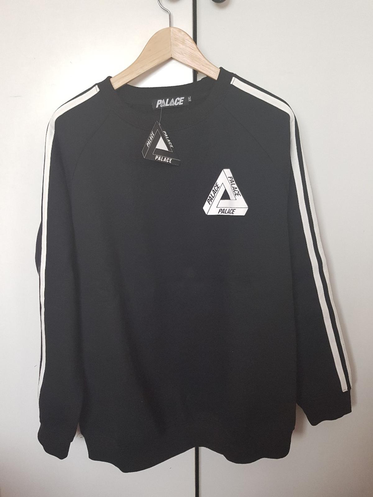 Palace x Adidas Tri Ferg Jumper Sweater
