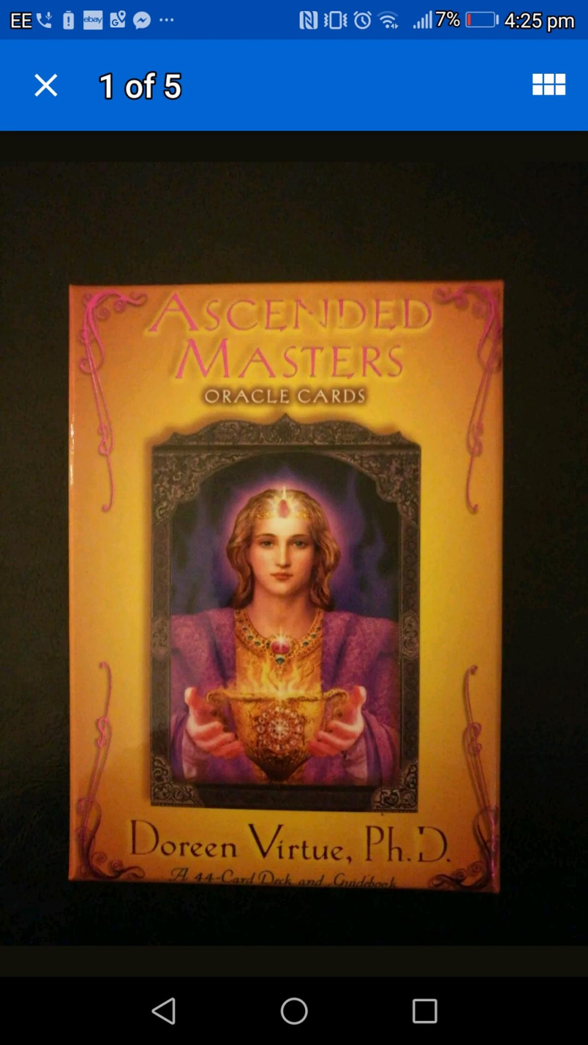 rare ascended masters cards