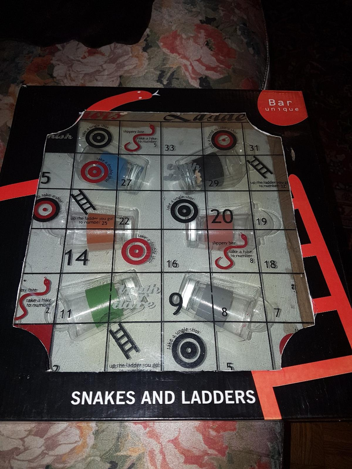 Snakes Ladders Drinking Game In 8020 Graz For 30 00 For Sale Shpock