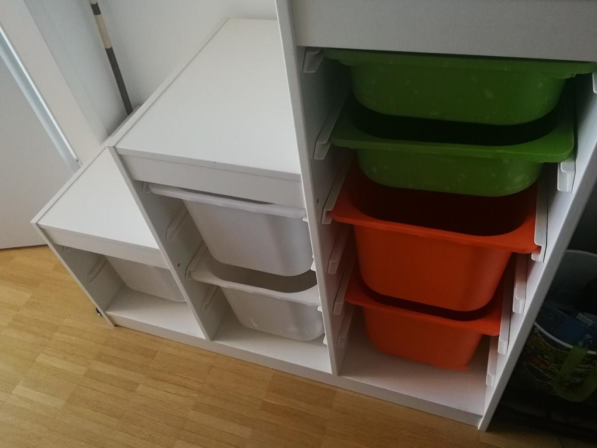 Ikea Regal Mit Schubladen Kinderzimmer In 6971 Hard For 10 00