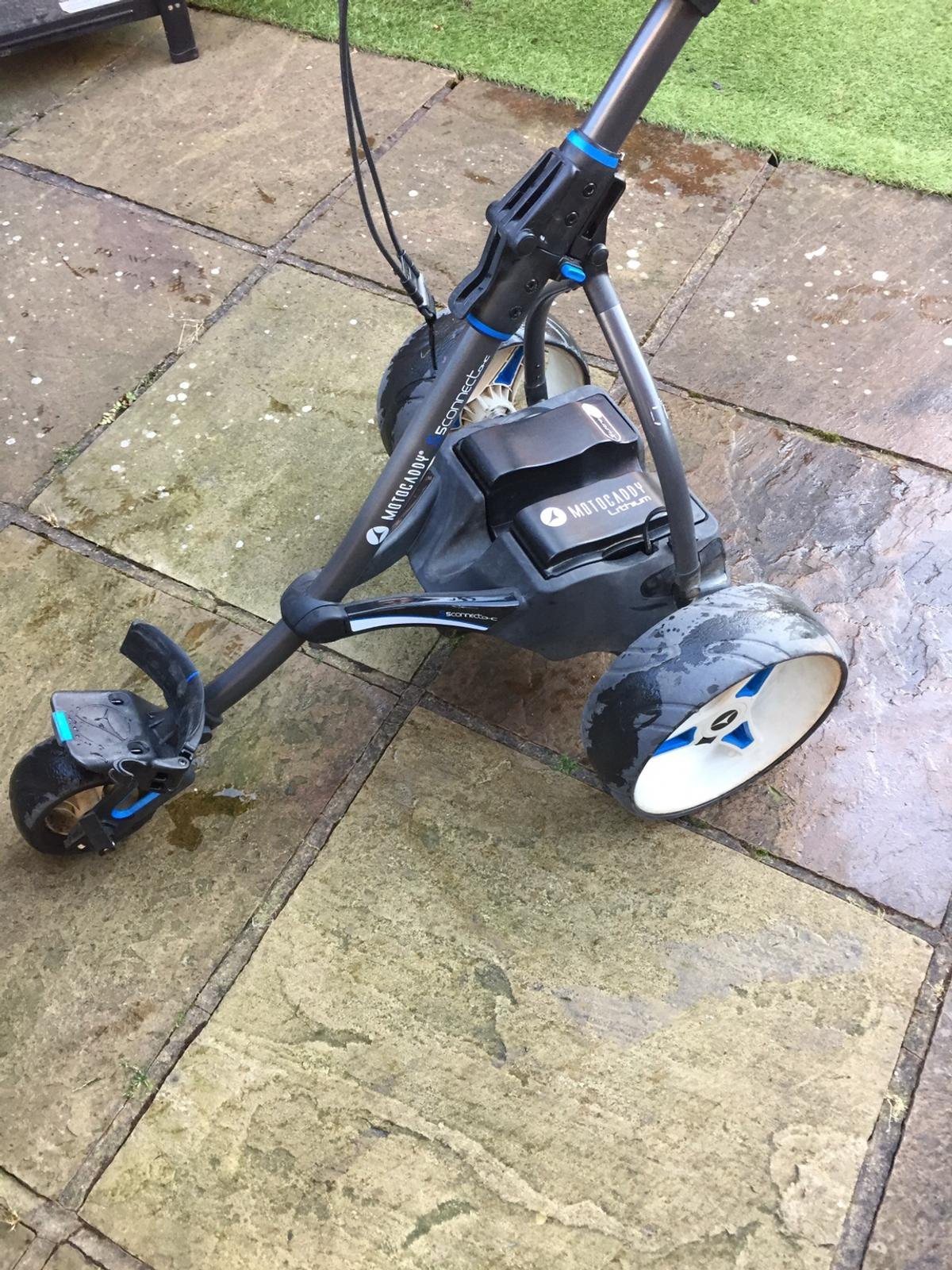 Motocaddy S5 DHC connect  in Chorley for £400 00 for sale - Shpock
