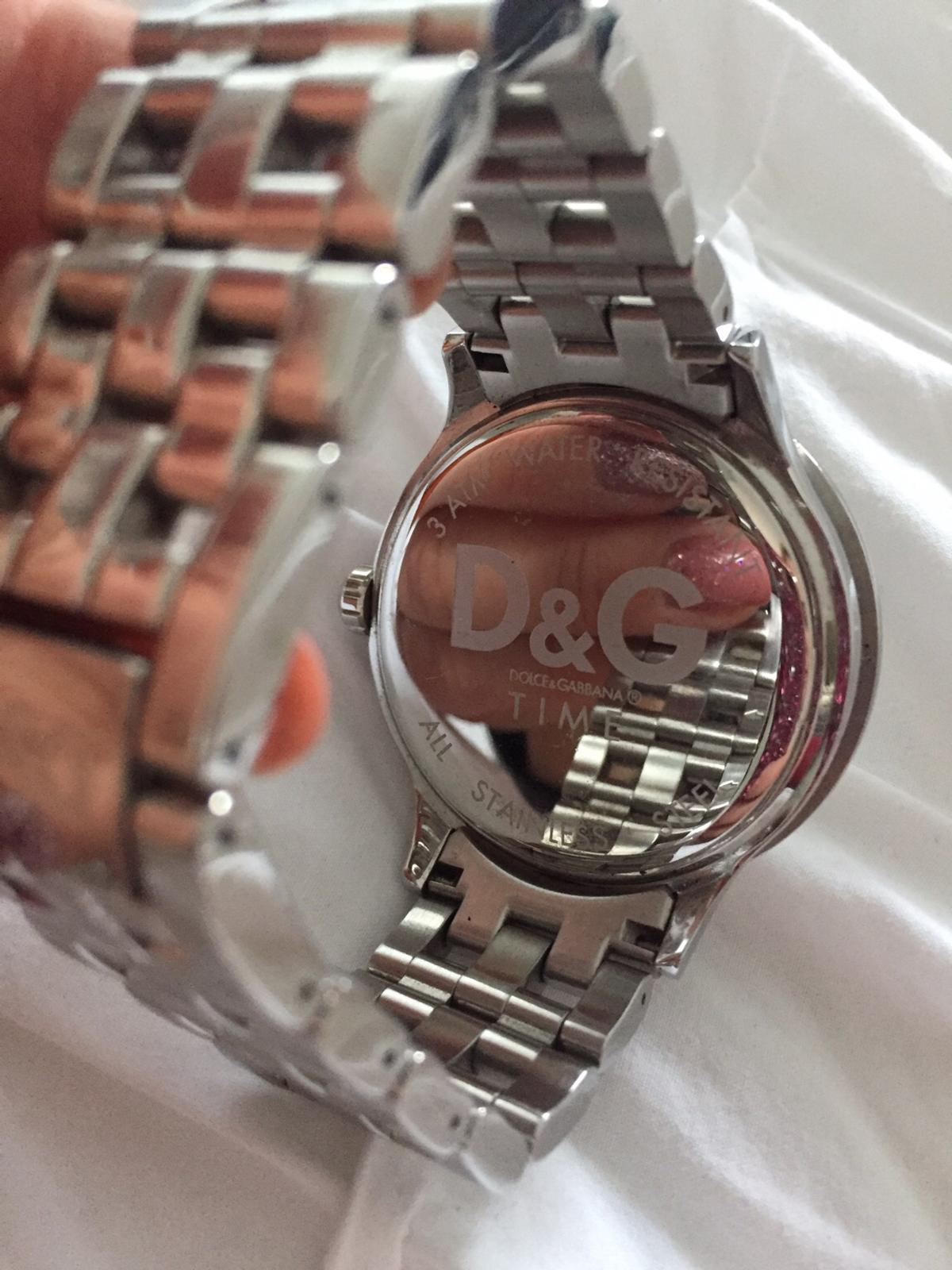 D G Time Men S Watch Dw0144 Stainless Steel In Bd21 Bradford For