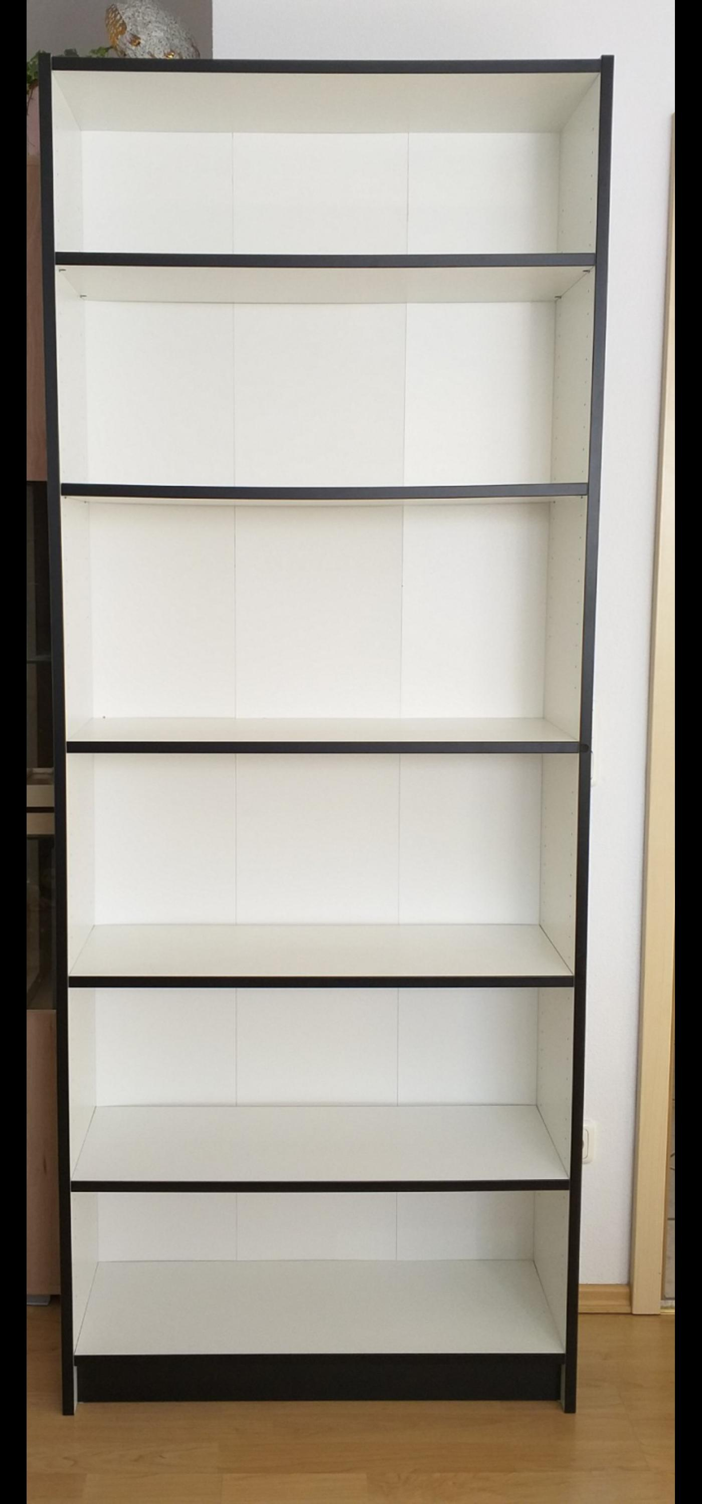 Billy Bucherregal Schwarz Weiss Ikea In 85716 Unterschleissheim For Free For Sale Shpock