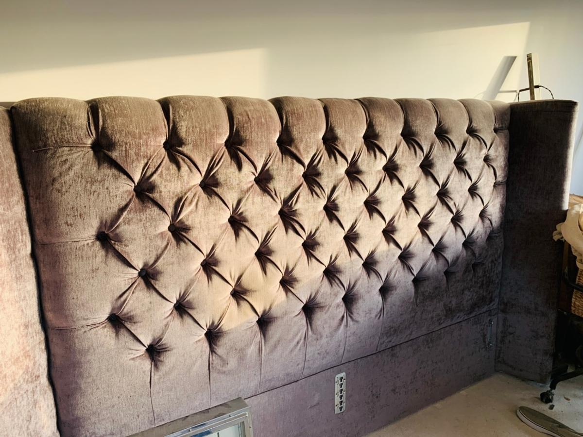 Picture of: Dfs Viscount Superking Bed Frame Charcoal In Me14 Maidstone For 80 00 For Sale Shpock
