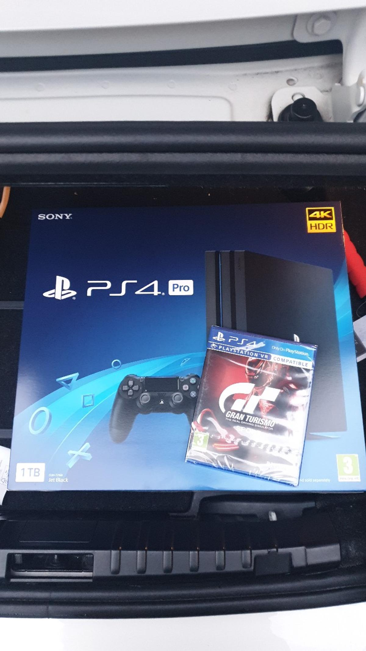 brand new sealed ps4 pro playstation