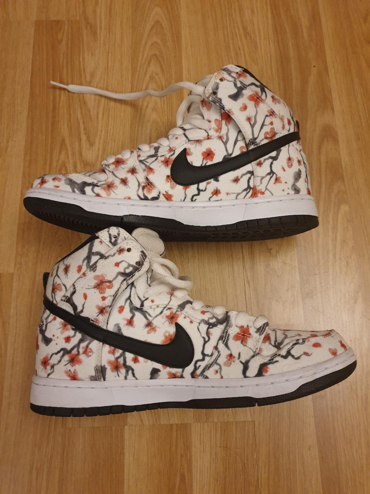 first rate recognized brands discount sale Nike SB Dunk High Cherry Blossom