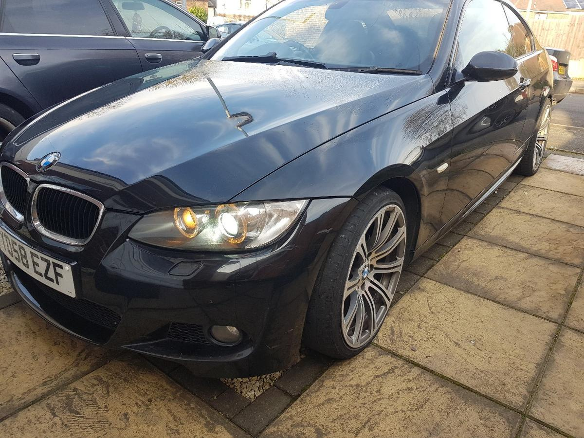 bmw 320i e92 msport breaking in B79 Tamworth for £100 00 for