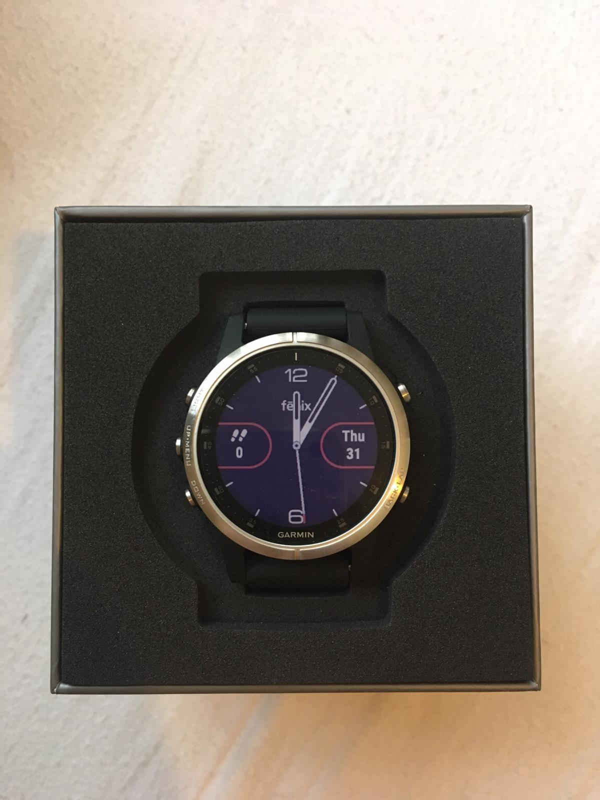 Brand New Garmin Fenix 5s Plus
