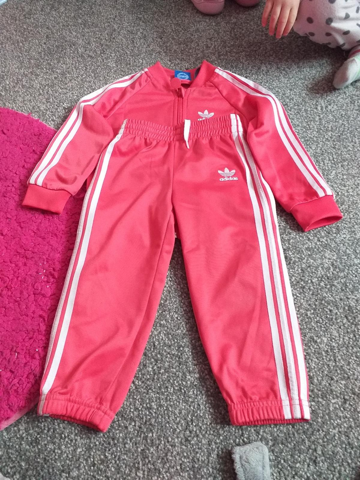 296f15d648c2 Girls Adidas Full Tracksuits in DY4 Sandwell for £40.00 for sale ...
