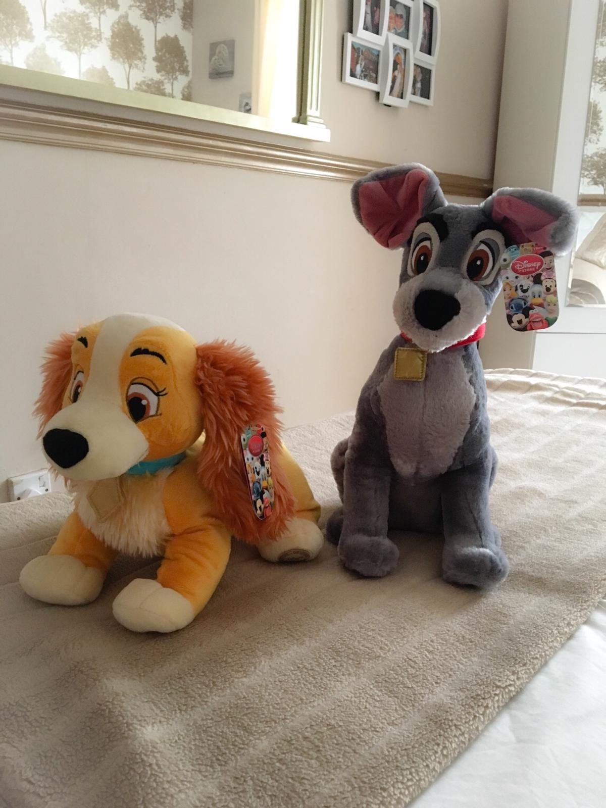 Lady The Tramp Plush In B64 Sandwell For 15 00 For Sale Shpock