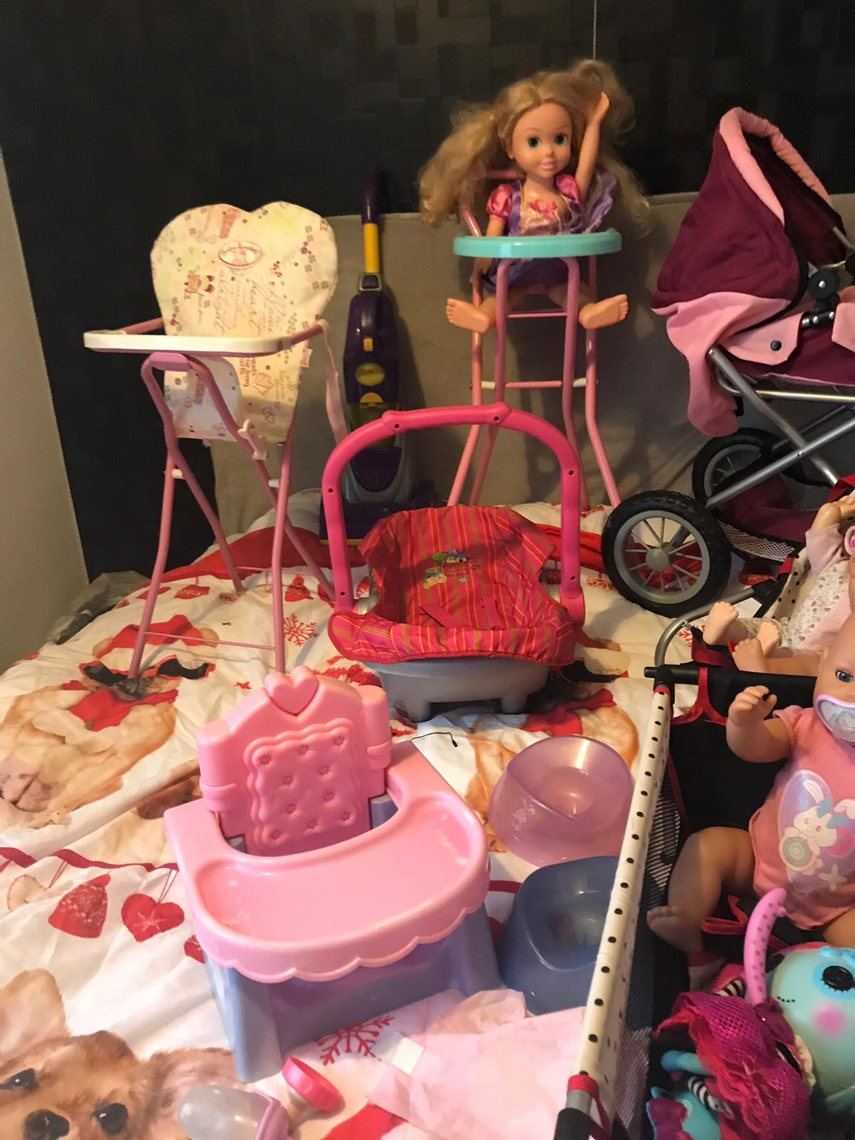 Bundle Of Dolls Baby Annabelle Baby Born Mama In B63 Dudley