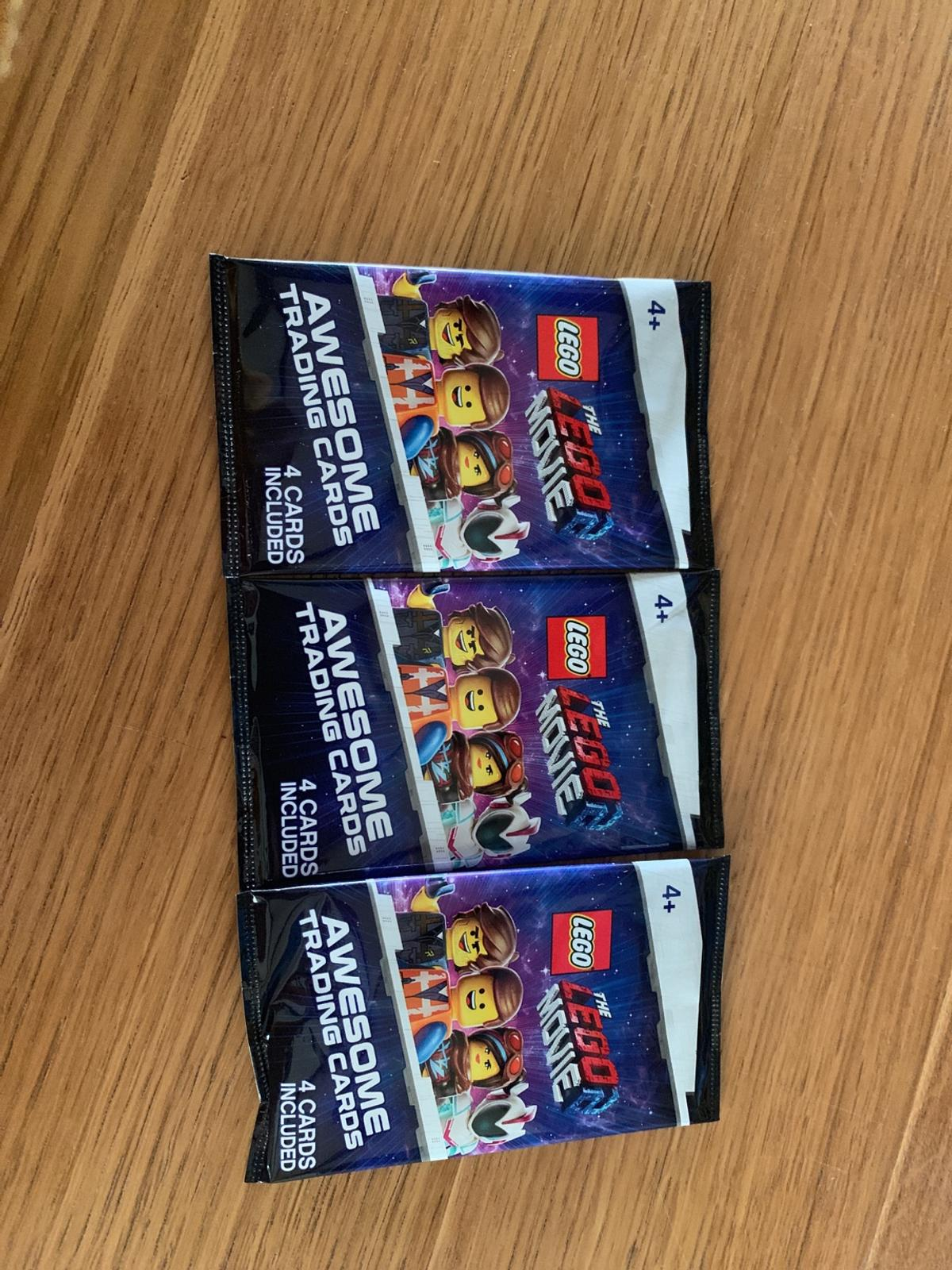 The Lego Movie 2 Trading Cards In S70 Barnsley For 5 00 For Sale