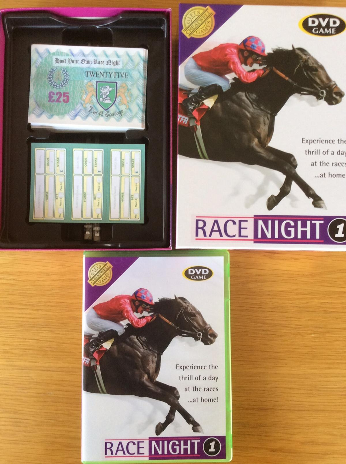 Betting slips for a race night game what website do people bet on sports