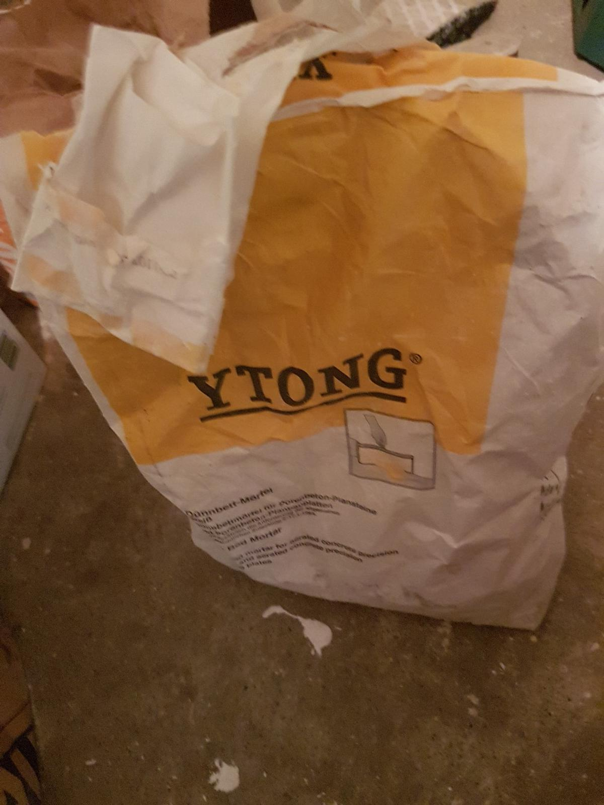 Ytong Steine Und Mortel In 5121 For 25 00 For Sale Shpock