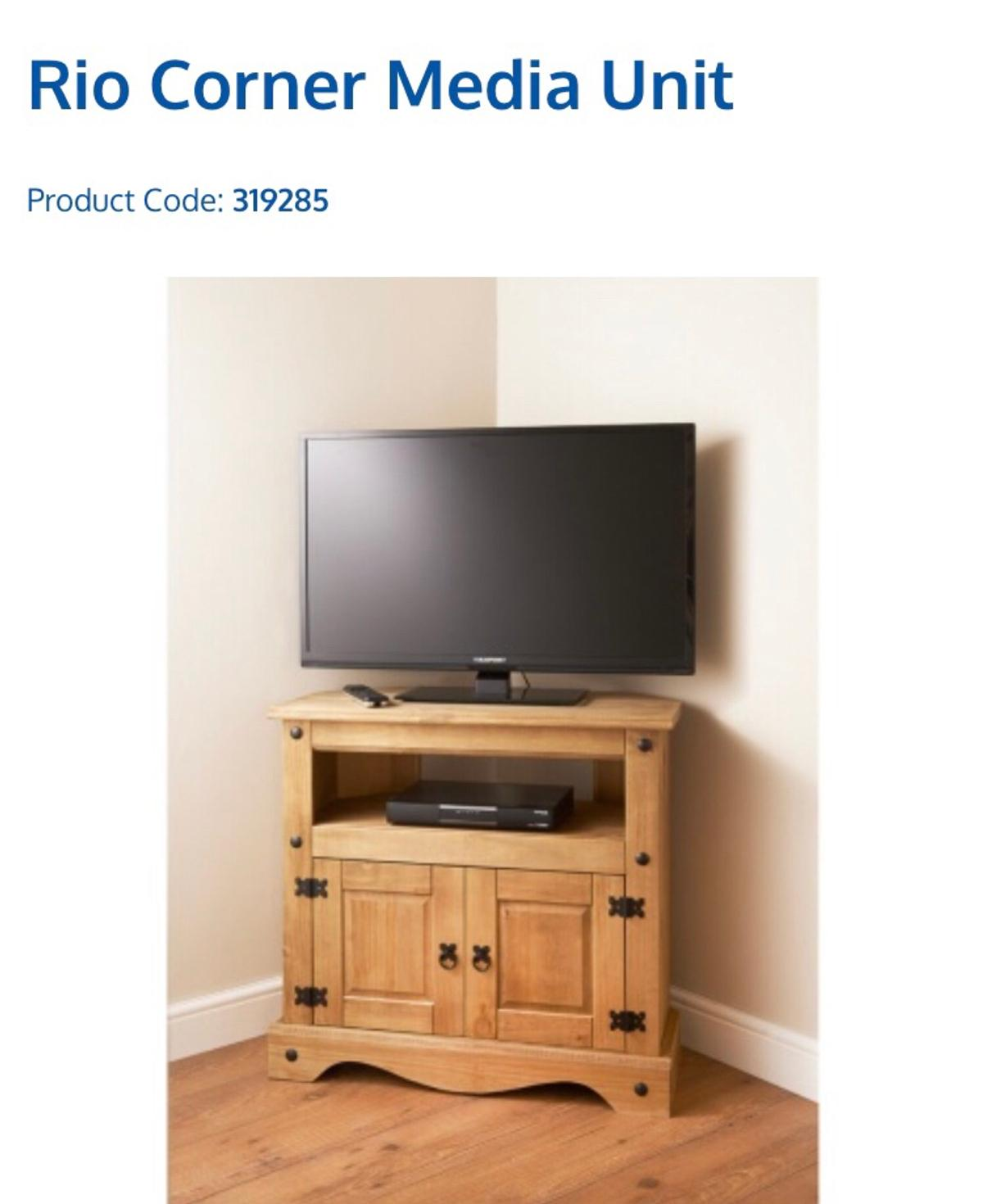Rio tv unit and coffee table